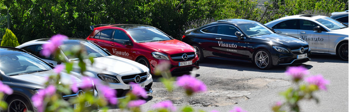 Caravana Dream Cars Visauto