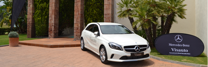 Mercedes Trophy Golf Visauto