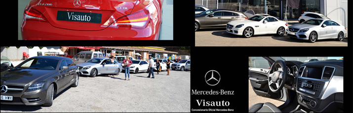 Experiencia Dream Cars - Visauto